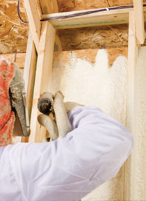 Red Deer Spray Foam Insulation Services and Benefits